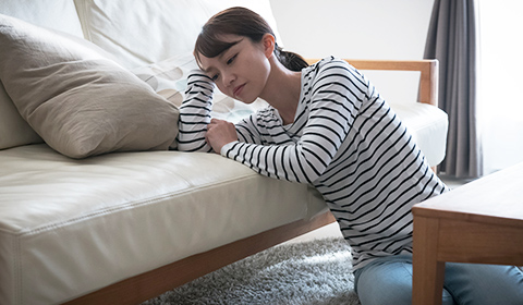 ストレスについて イメージ写真
